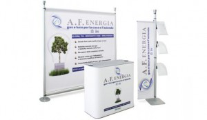 Desk promozionale by Lucentigroup.it