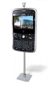 Expositor LCD en el blog de Lucentigroup.es