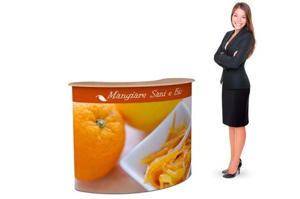 Desk promozionale sul blog Lucentigroup.it